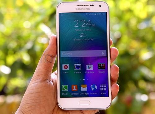 Địa chỉ thay kính Samsung E7
