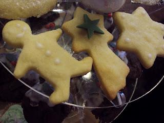 Christmas, Baking