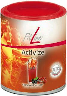 Fitline Activize Oxyplus per combattere la stanchezza