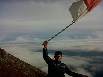 jalur pendakian gunung slamet via bambangan