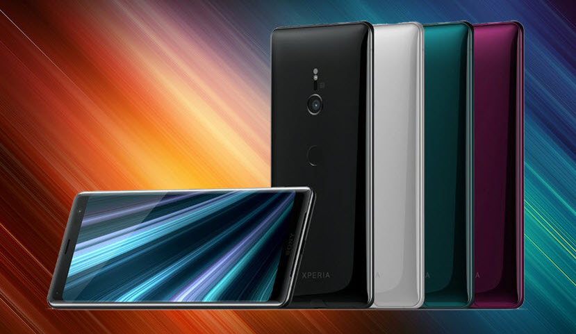 سوني تعلن عن هاتف Xperia XZ3 من الفئة الراقية بنظام أندرويد 9 باي