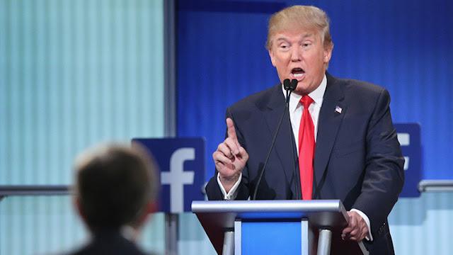 """Trump acusa a Facebook de """"estar siempre en su contra"""" y lo iguala con las """"noticias falsas"""""""