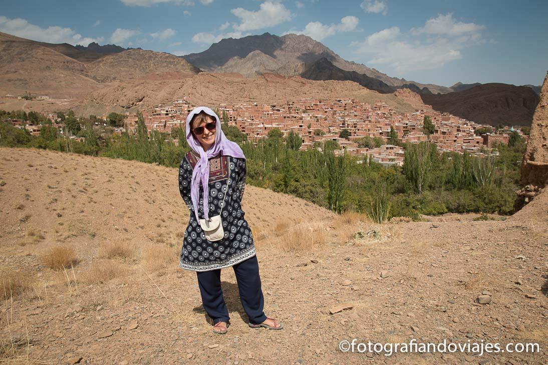 Abyaneh en Irán