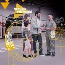 Cadastrar Promoção Serviço Premiado Chevrolet - 5 Viagens Orlando