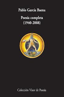 Poesía completa (1940-2008) / Pablo García Baena
