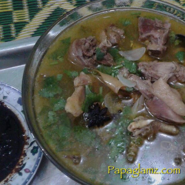 Resepi Sup Ayam Mudah