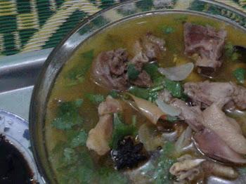 Resepi Sup Ayam Mudah Je Nak Buat