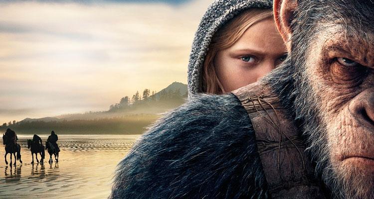 Planeta dos Macacos: A Guerra, saiu nos cinemas no último dia 3