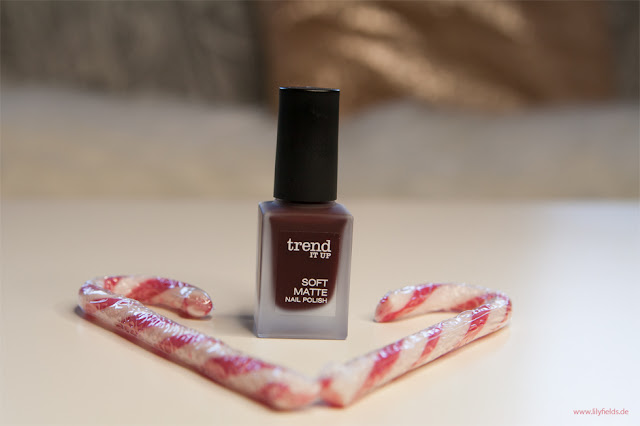 trend it up - Soft Matte - Nailpolish Nr. 020