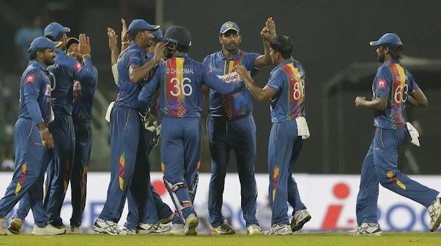 Nidahas Trophy 2018 | India vs Sri Lanka 1st T20I | Sri Lanka's first win against India