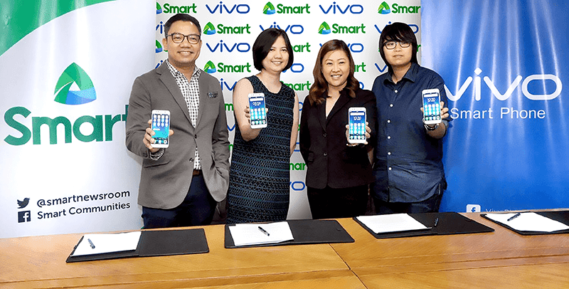 Vivo Forged Partnership With Smart