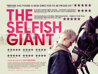 Poster Of Hollywood Film The Selfish Giant (2013) In 300MB Compressed Size PC Movie Free Download At worldfree4u.com