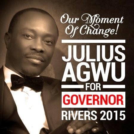 julius agwu governor