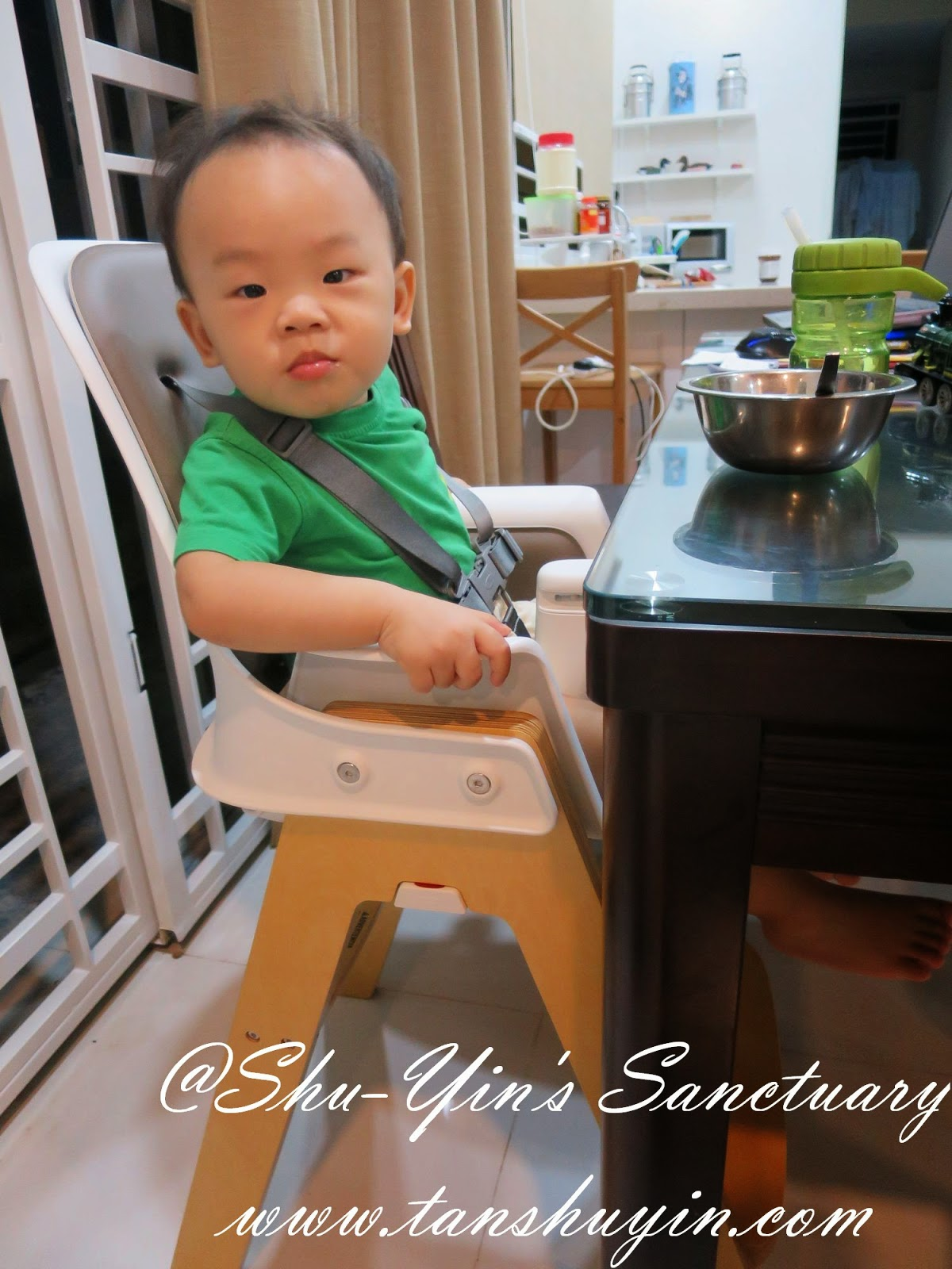 Tot Sprout High Chair Review Outside Rocking Shu Yin S Sanctuary Oxo Taupe Birch And Like I Mention Is An Extendable So It Can Be Converted Into A Youth For Children From 3 To 5 Years When The Seat