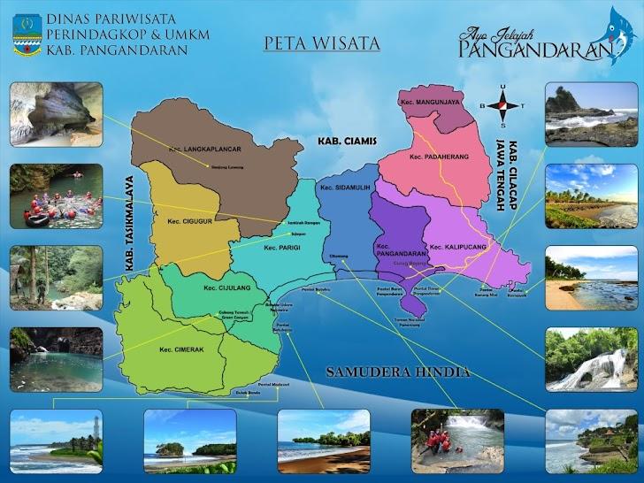 Daftar Objek Wisata di Pangandaran