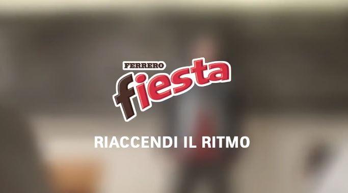 Canzone Fiesta pubblicità con rap trigonometrico - Musica spot Gennaio 2017