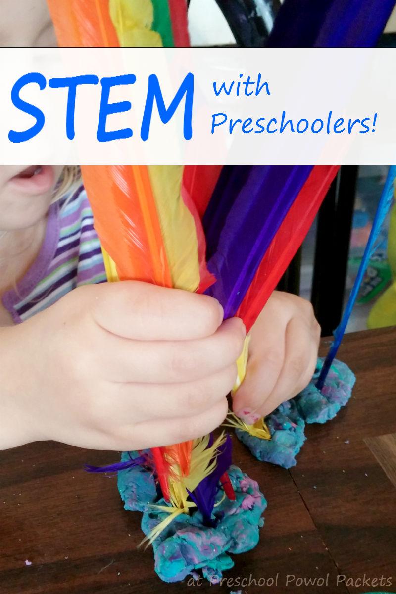 Project activities in pre-school. Technology project activities in pre-school 96