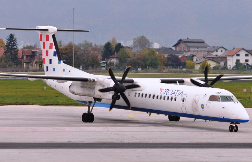 Croatia Airlines Marks Sarajevo Anniversary