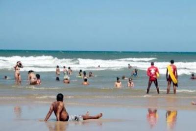 Tragédia no Litoral Sul Baiano: adolescente de Vitória da Conquista morre afogado em praia de Ilhéus