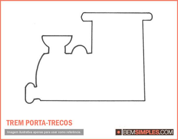 Silmara Rc Os Melhores Artesanatos Trem Porta Trecos