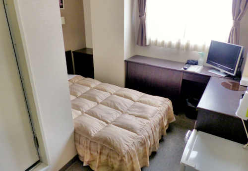 is at the bottom cease of the budget work concern hotel toll make TokyoTouristMap: Kochi Sakura Hotel