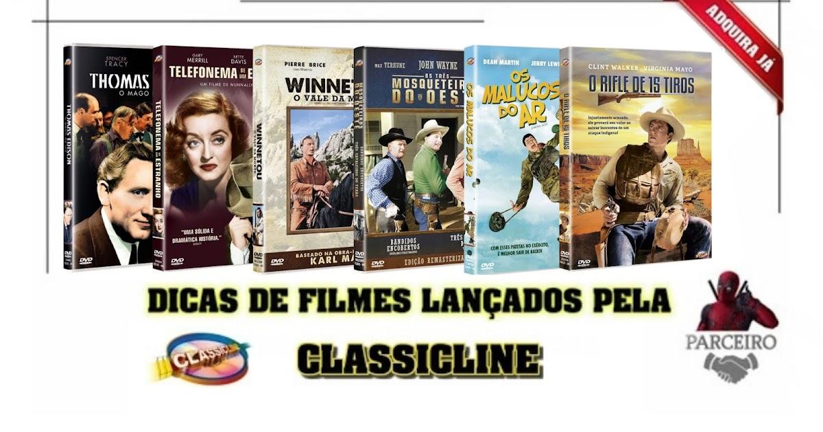 Tem Na Web - DICAS DE FILMES LANÇADOS PELA CLASSICLINE