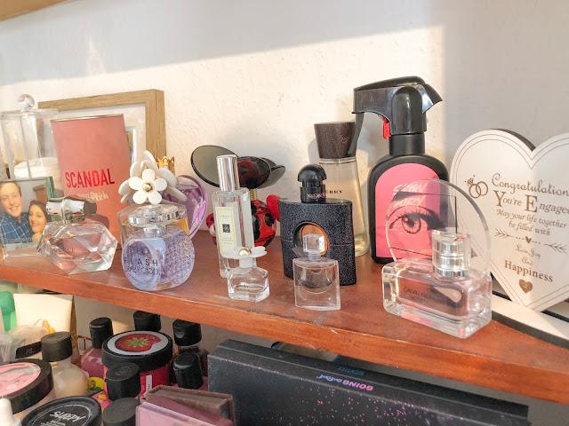 perfume justalittlebitoflauryn