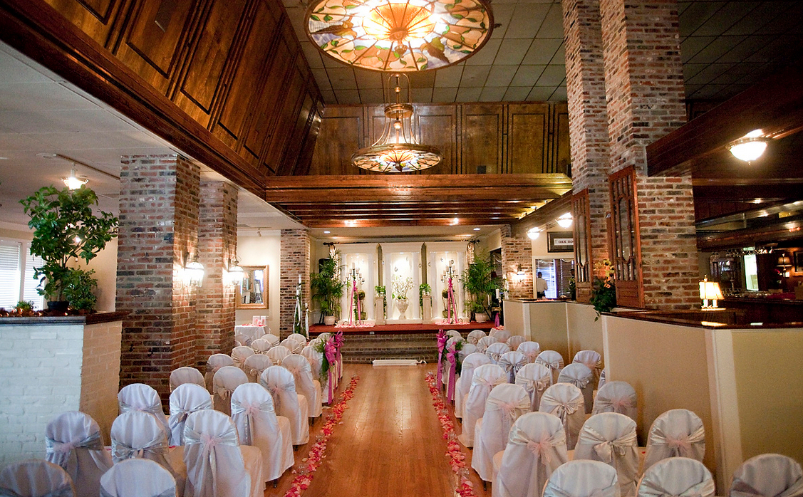 Oak Lodge Baton Rouge Wedding Venue