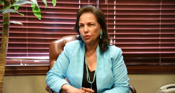 """Peggy Cabral: """"Peña Gómez sigue siendo modelo a seguir en política"""""""