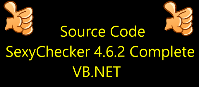 Source Code  SexyChecker 4.6.2 Complete VB.NET