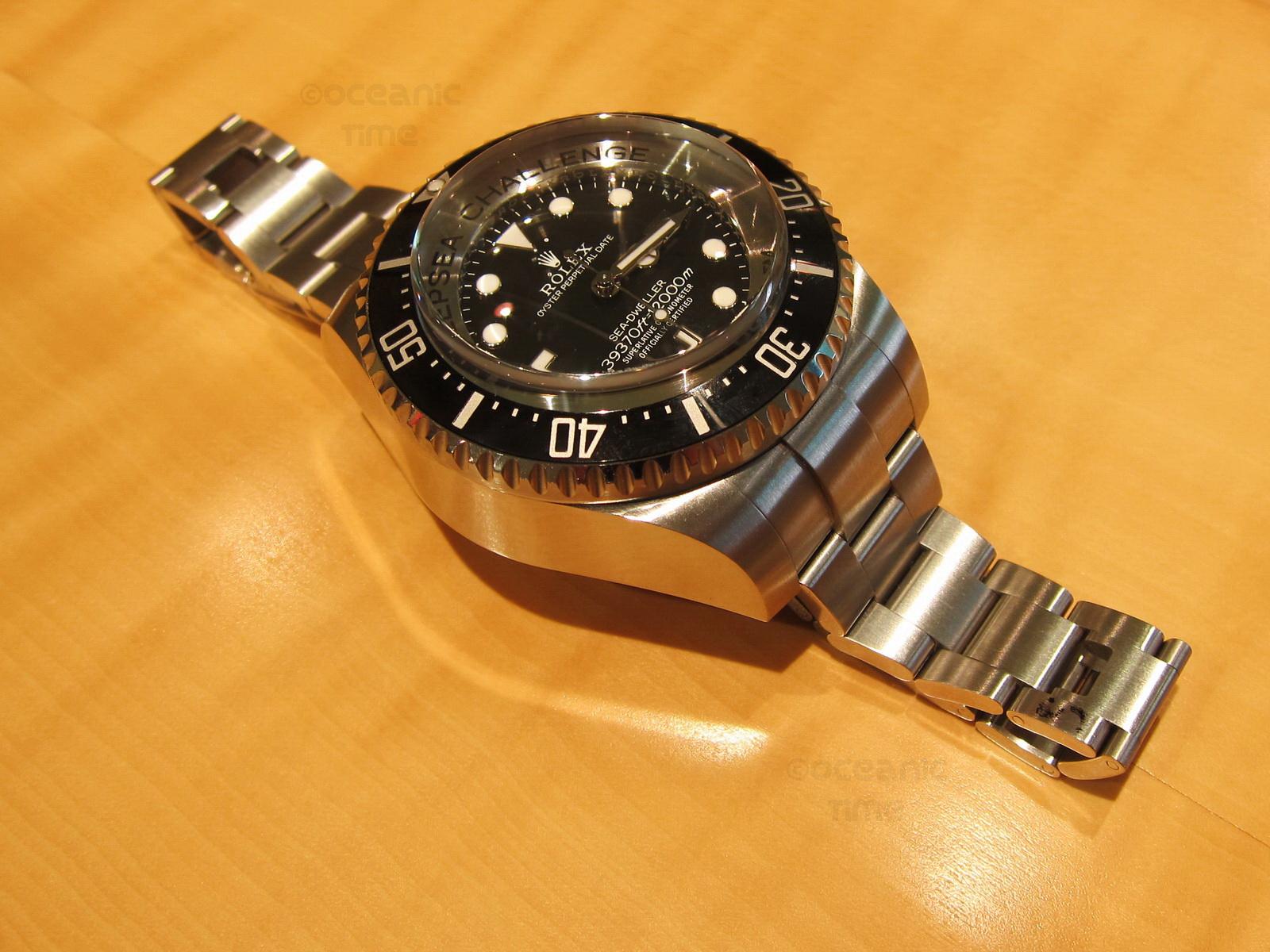 5fd1232392f OceanicTime  ROLEX Sea-Dweller DEEPSEA Challenge LIVE