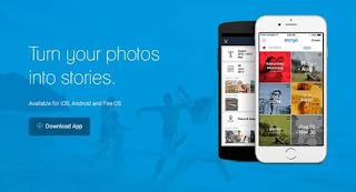 Storyo افضل تطبيق لتحويل صورك الى عروض فيديو سينمائه للاندرويد