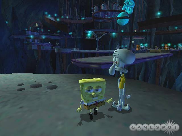 SpongeBob SquarePants Battle for Bikini Bottom PC Full Version Screenshot 2