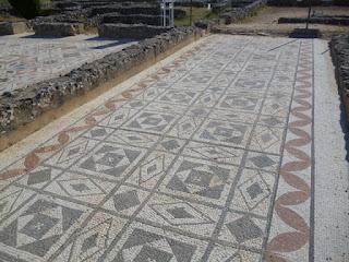 Domus 1. Mosaicos