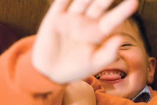 Five Ways of Making a Child Laugh