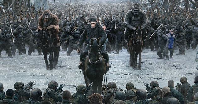 War Of The Planet Of The Apes Movie Review: A befitting end to the best movie trilogy of the decade
