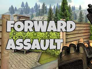 Forward Assault v1.0 New Games Full Mod Apk for Android Terbaru