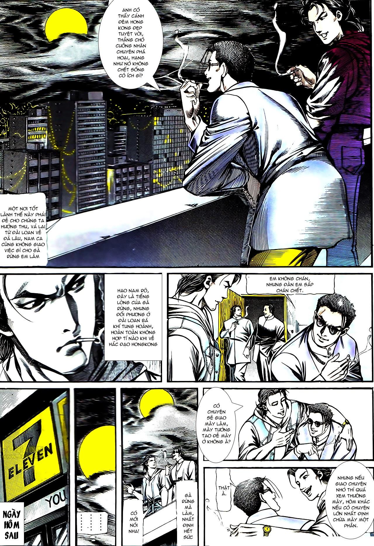 Người Trong Giang Hồ chapter 122: phố dục lạc trang 29