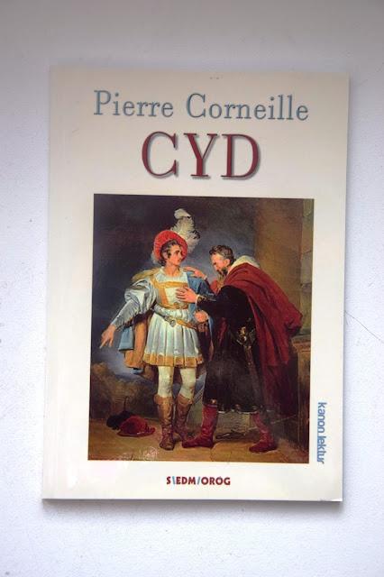 """Recenzje #68 - """"Cyd' - nagłówek - Francuski przy kawie"""