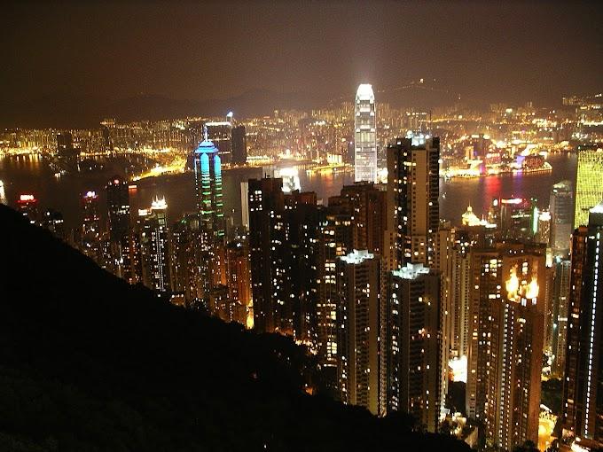 2005。香港跨年之旅