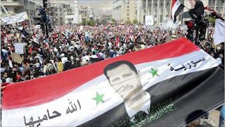 Οι Σύριοι θέλουν τον Άσσαντ γι αυτό πρέπει να ανατραπεί!!!
