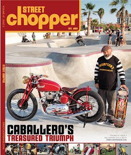 Street Chopper Feature Long Beach Cycle Works Brock Chobar Tim Sutton