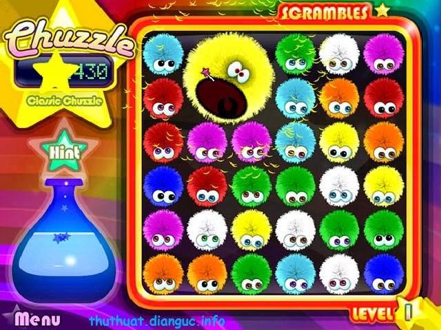 game popcap hay nhất
