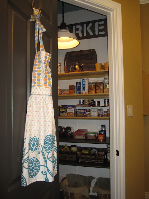 Pantry ideas for organizing