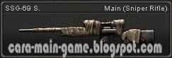 Senjata Point Blank SSG-69 S.