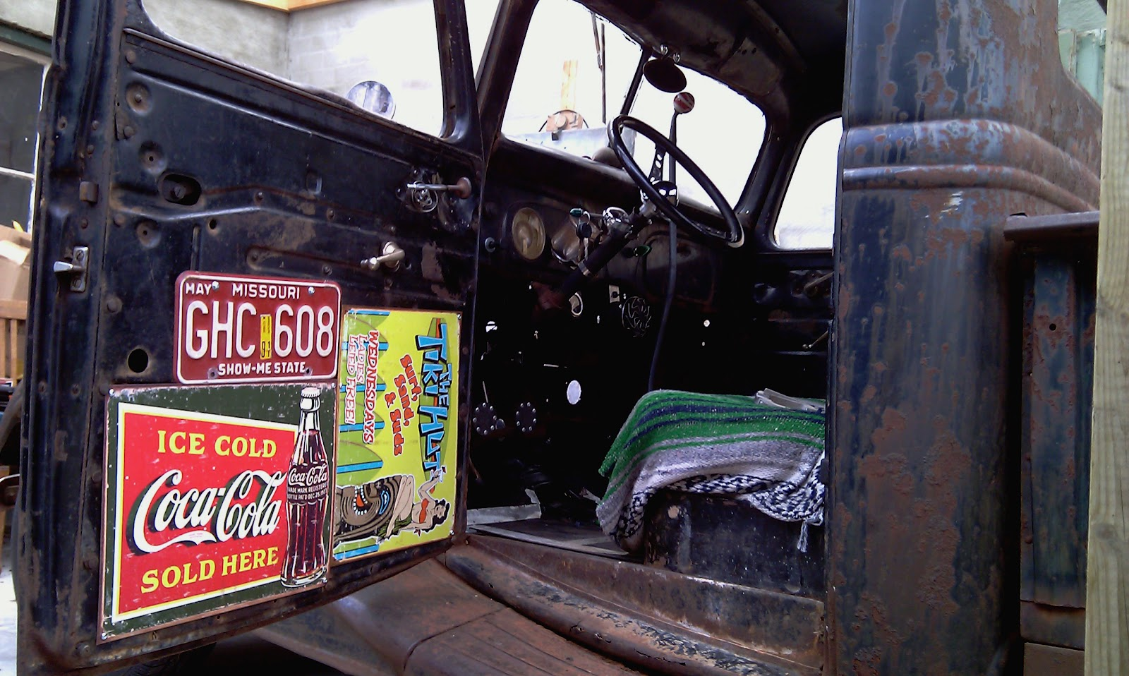 Rodcitygarage 1941 Ford Truck Hot Rod