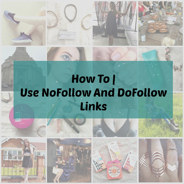 nofollow and dofollow links and how they should be used