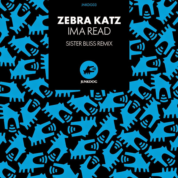 Zebra Katz - Ima Read (Sister Bliss Main Mix) - Single Cover