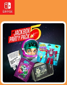 The Jackbox Party Pack 5 - SwitchNSZ.com