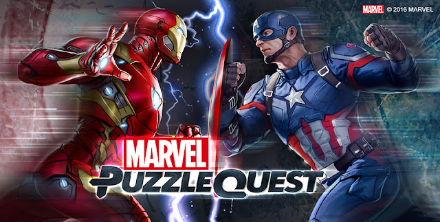 Marvel Puzzle Quest, Civil War Dalam Game Puzzel